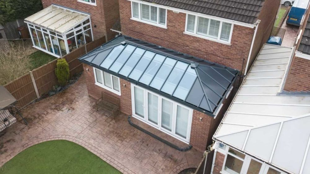 replacement glass conservatory roof cost
