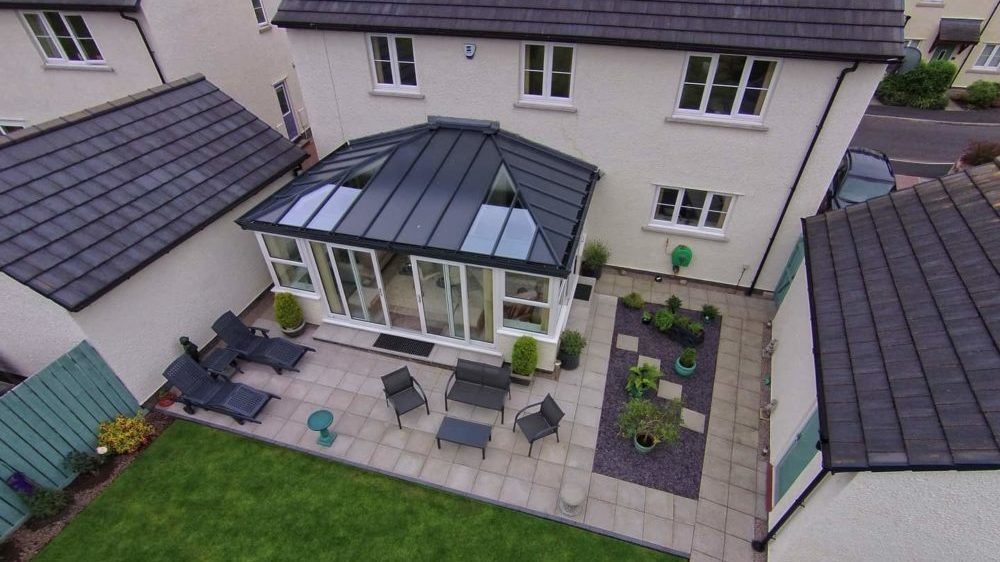 how to improve a conservatory